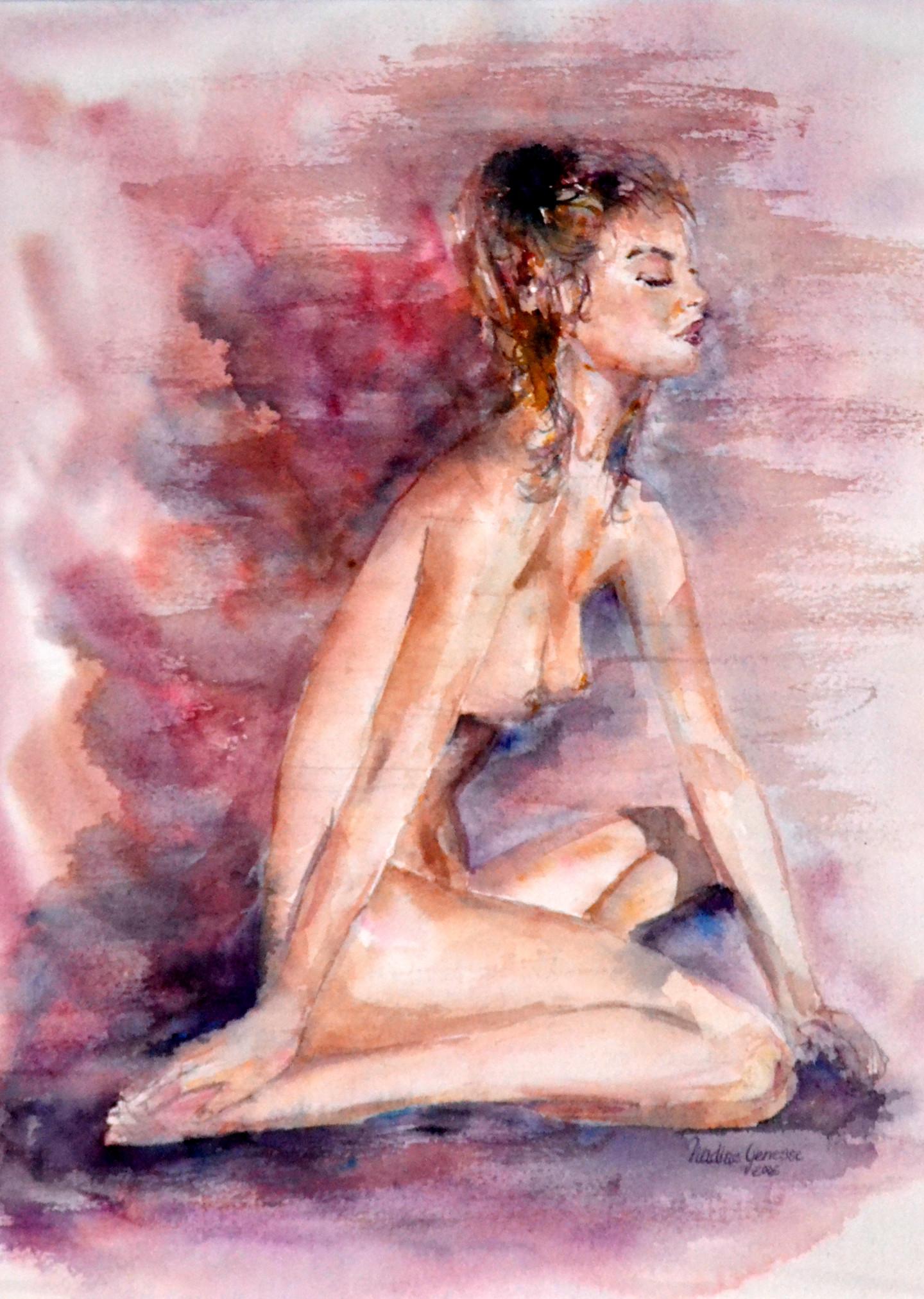Nadine Genesse - Méditation