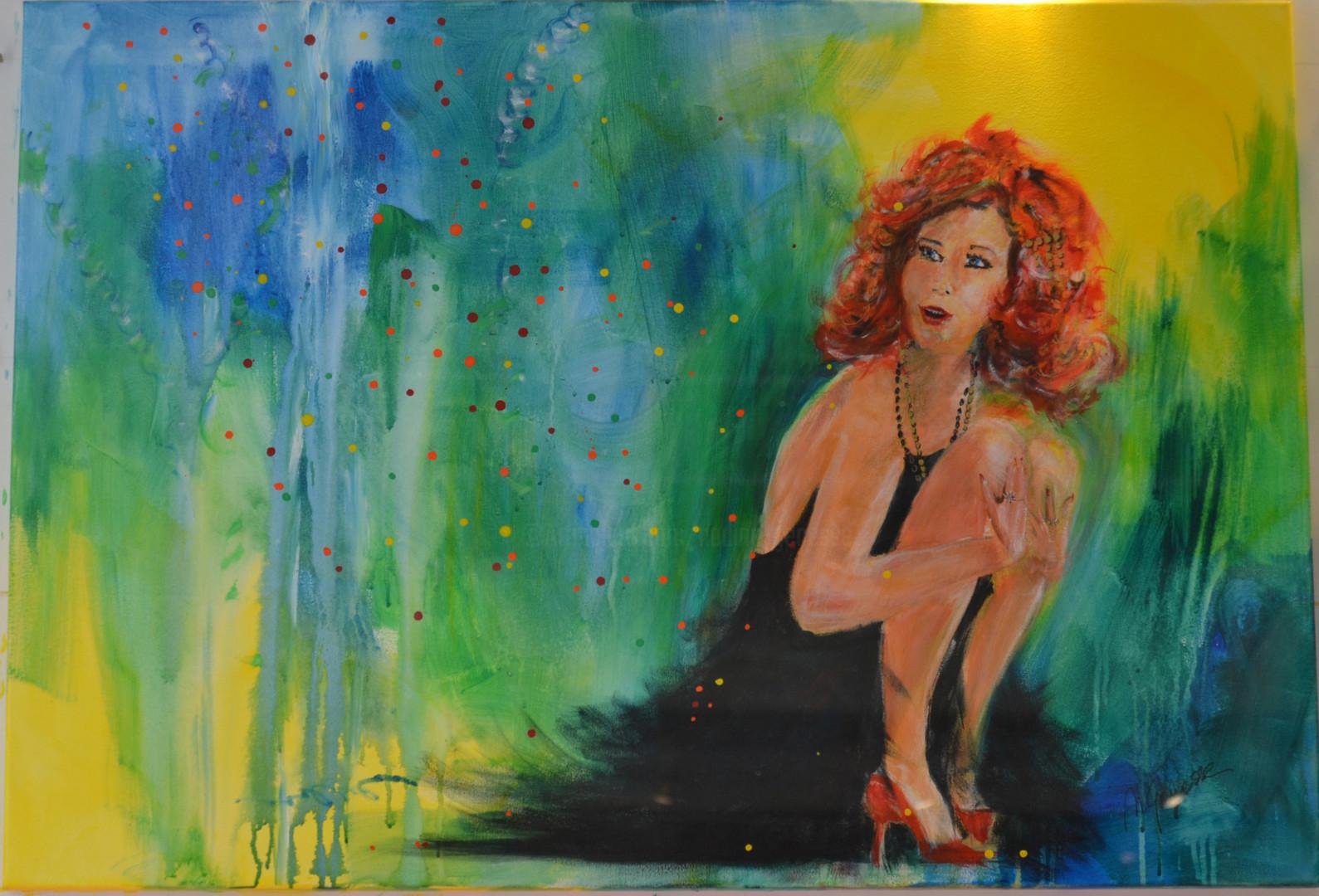 Nadine Genesse - Fin de soirée chez Gatsby