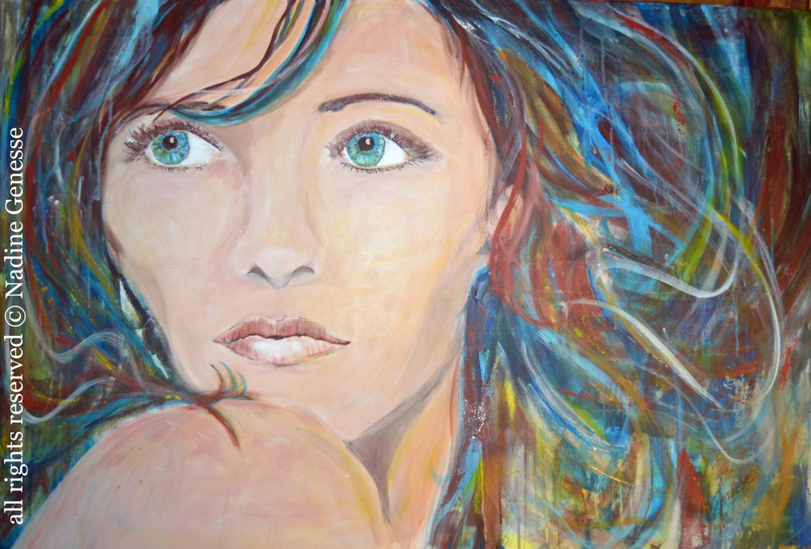 Nadine Genesse - Miss Bliss