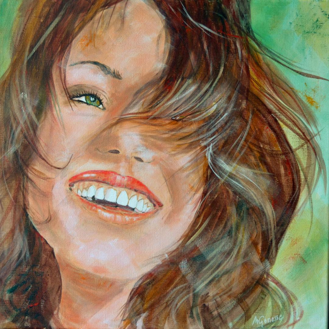 Nadine Genesse - Miss Happy
