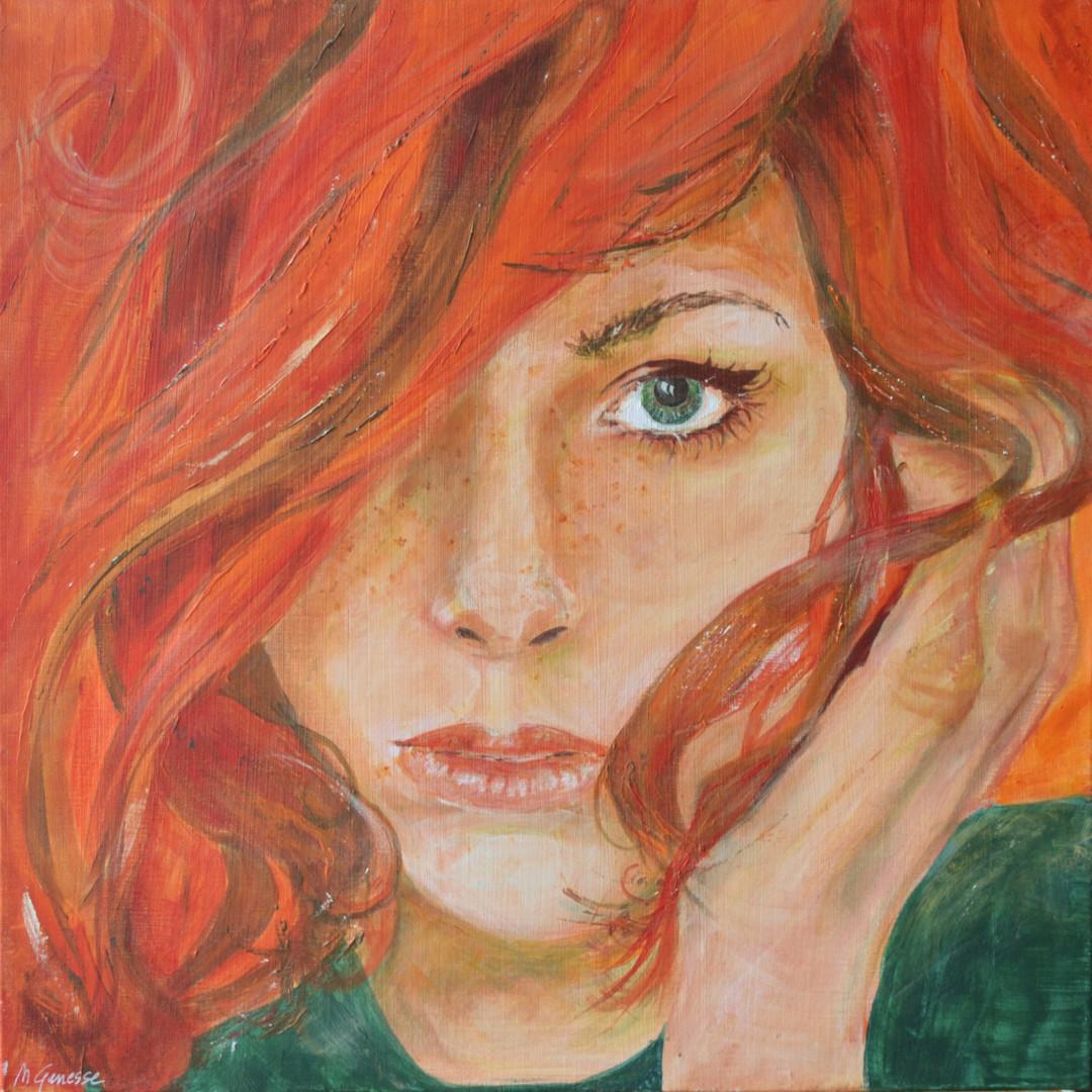 Nadine Genesse - Miss Still